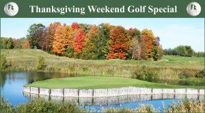 Wooden Sticks Golf Club, Thanksgiving Weekend Golf Special, October Golf Specials, Golfing In The Fall, Uxbridge Ontario Golf Specials