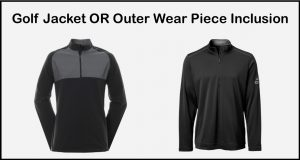 Wooden Sticks Golf Club, Golf Jacket Inclusion, Golf Outer Piece Inclusion, Final Golf Value Days