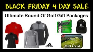 Wooden Sticks Golf Club, 4 Day Sale, Black Friday Sales Event, Cyber Monday Sales Event, Golf Gift Packages, Gift Of Golf
