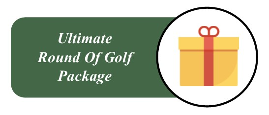 Wooden Sticks Golf Club, Ultimate Round Of Golf, Golf Package, Golf Gift Package