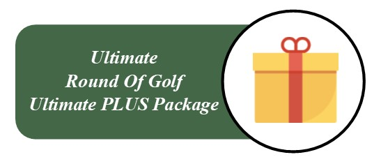 Wooden Sticks Golf Club, Ultimate Round Of Golf, Golf Package, Golf Gift Package, Ultimate PLUS Golf Package
