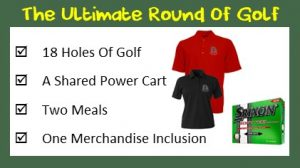 Wooden Sticks Golf Club, Ultimate Round Of Golf, Golf Gift Packages, Gift Of Golf, Golf Vacations, Golf Inclusions,