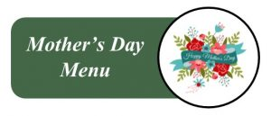 Wooden Sticks Golf Club, Mother's Day Dining, Public Dining