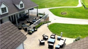 Wooden Sticks Golf Club, Outdoor Patio, Restaurant Patio, Golf Course Patio,