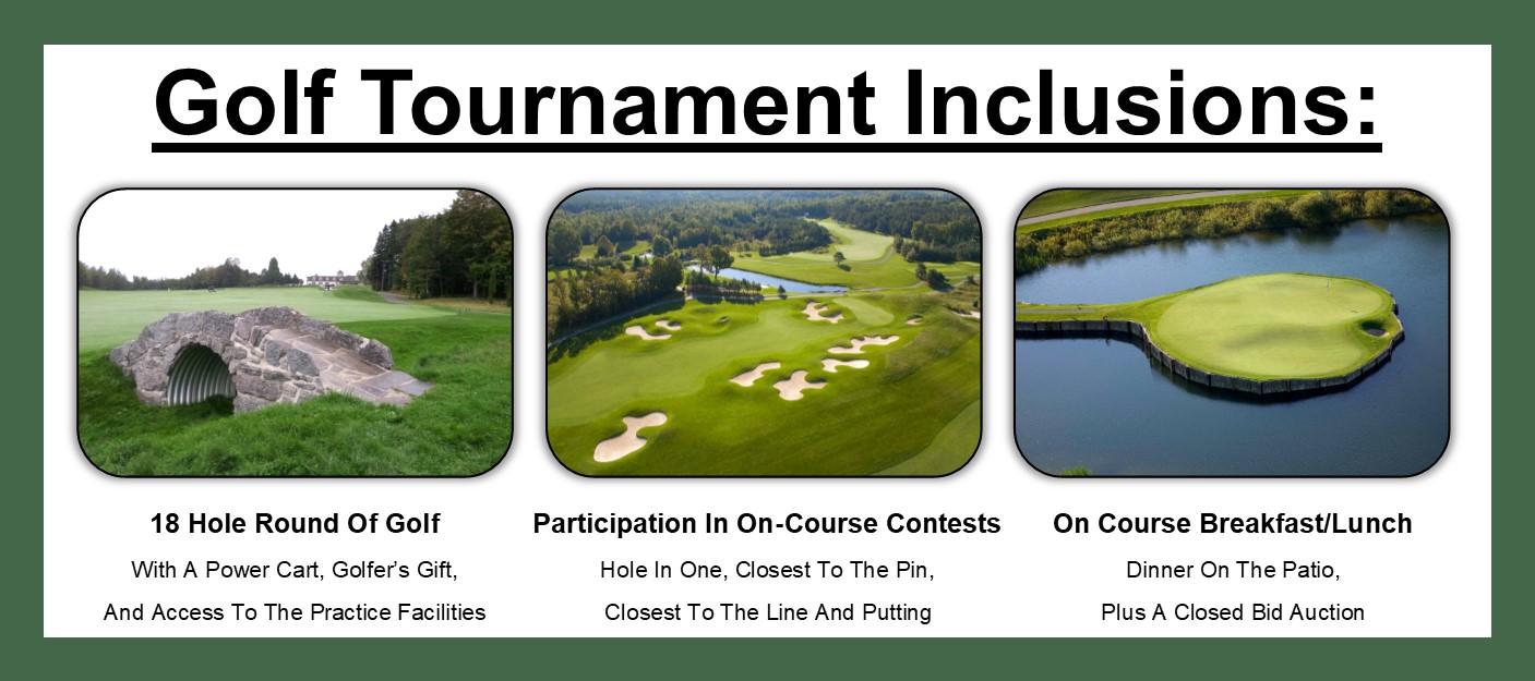 Wooden Sticks Golf Club, Par For The Cause, Golf Tournaments, Uxbridge Golf Tournament