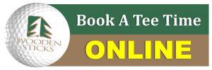 Wooden Sticks Golf Club, Book A Tee Time, Online Tee Times, Online Golf Appointment, Online Golf Specials